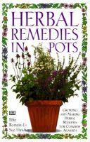 Herbal remedies in pots