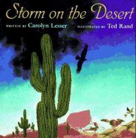 Storm on the Desert