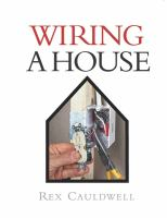 Wiring a house