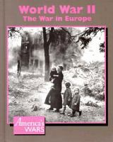 World War II : the war in Europe