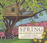 Spring : an alphabet acrostic