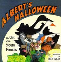 Albert's Halloween : the case of the stolen pumpkins
