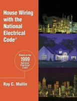 House Wiring with the National Electrical Code