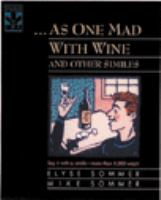 --as one mad with wine and other similes