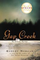 Gap Creek : the story of a marriage