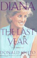 Diana : the last year