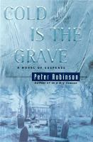 Cold is the grave : a novel of suspense