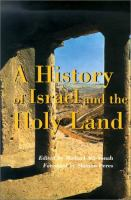 A History of Israel and the Holy Land