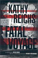 Fatal Voyage (LARGE PRINT)