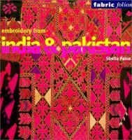 Embroidery from India & Pakistan
