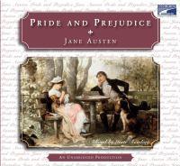 Pride and Prejudice   (Compact Disc) (AUDIOBOOK)