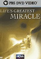 Life's Greatest Miracle (Video & DVD)