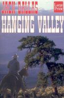 Hanging Valley (LARGE PRINT)