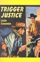 Trigger Justice (LARGE PRINT)