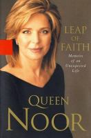 Leap of Faith : memoirs of an unexpected life