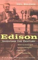 Edison : Inventing the century
