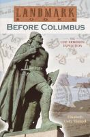 Before Columbus