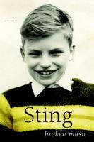 Sting : Broken Music