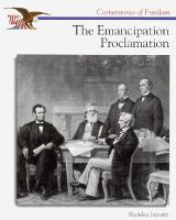The Story of The Emancipation Proclamation