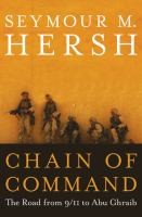 Chain of Command : The Road from 9/11 to Abu Ghraib