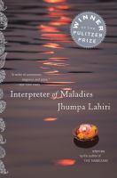 Interpreter of maladies : stories