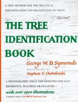 The tree identification book : a new method for the practical identification and recognition of trees