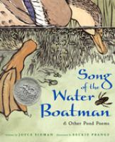 Song of the waterboatman : pond poems