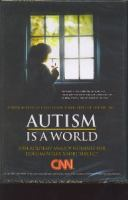 Autism is a world (DVD)