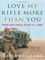 Love my rifle more than you : young and female in the U.S. Army