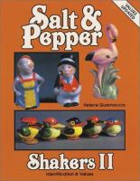 Salt & pepper shakers II : identification and values