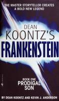 Frankenstein :  Prodigal son