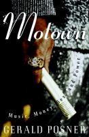 Motown : music, money, sex, and power