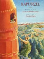 Rapunzel : a fairy tale