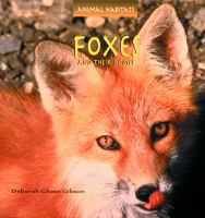 Foxes and their homes