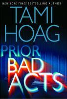 Prior bad acts (AUDIOBOOK)