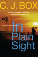 In plain sight : a Joe Pickett novel