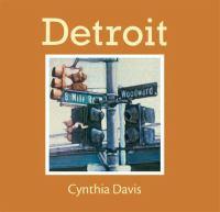 Detroit : hand-altered Polaroid photographs