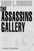 The assassins gallery (AUDIOBOOK)