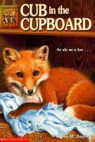 Cub in the cupboard.