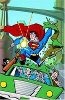 Superman adventures : The man of steel