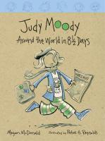 Judy Moody : around the world in 8 1/2 days