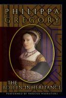 The Boleyn inheritance (AUDIOBOOK)