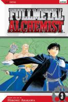 Full Metal Alchemist #3