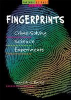 Fingerprints : crime-solving science experiments