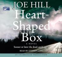 Heart-shaped box (AUDIOBOOK)