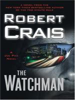 The Watchman (LARGE PRINT)