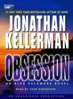 Obsession : [an Alex Delaware novel] (AUDIOBOOK)