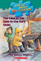 The case of the glow-in-the-dark ghost