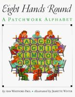 Eight hands round : a patchwork alphabet