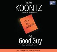 The good guy (AUDIOBOOK)